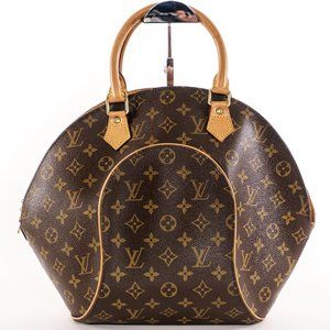 LOUIS VUITTON Monogram Elipse MM